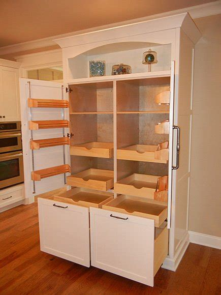Kitchen Open Shelves Ideas by Image Gallery Kitchen And Pantry Large Pantry Cabinet