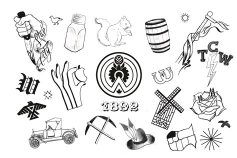 tattoo flash art for men