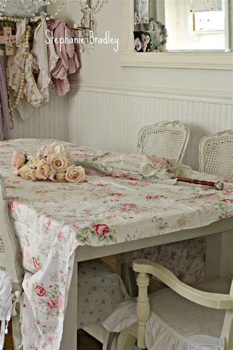 kronleuchter shabby chic ashwell fabric light pink roses and a parasol i