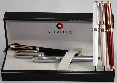 Ekslusive Pen Sheaffer Prelude Mini Brushed Chrome Ballpoint Garansi sheaffer pen launches compact new prelude mini pen i