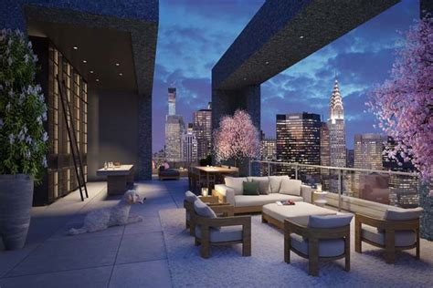 penthouse new york luxury penthouse in new york by oda architecture
