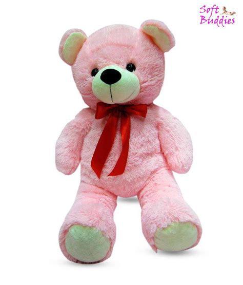 F Buddies Pink soft buddies pink bhaloo 70 cm buy soft buddies