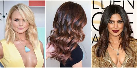 new trends in 2017 2017 hair color trends new hair color ideas for 2017