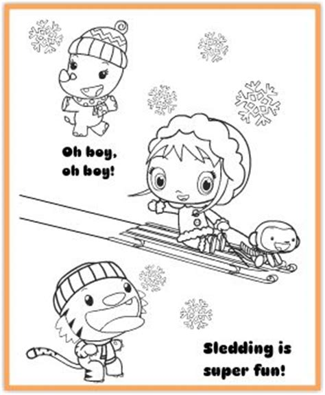 nick jr winter coloring pages ni hao kai lan winter coloring page nick jr printables