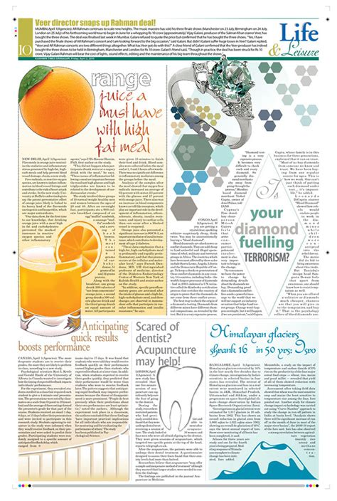 newspaper layout explained newspaper layout on behance