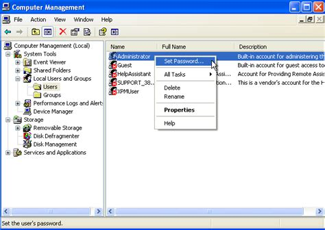 reset password winxp from cmd 5 tips to reset the administrator password in windows xp