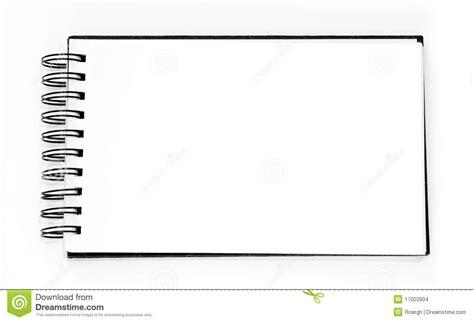 sketchbook templates empty sketchbook stock photo image of notepad open