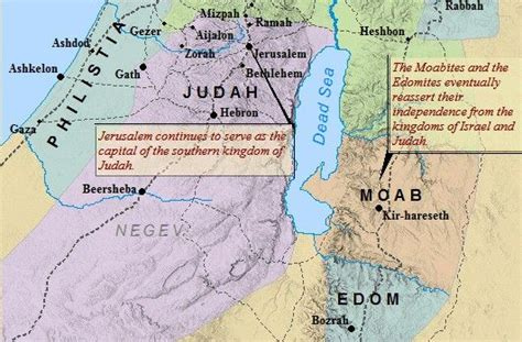 ancient middle east map judah 17 best images about biblical maps on