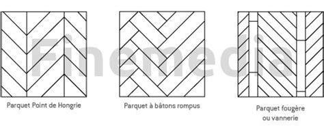 Pose Revetement De Sol 1633 by Pose En Point De Hongrie 224 B 226 Tons Rompus Et Vannerie A