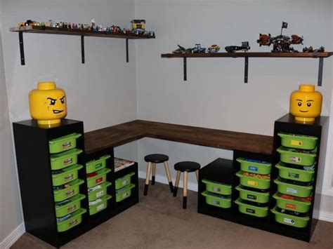 container store lego table the 25 best lego storage ideas on boys room