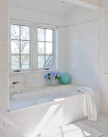 subway tile in bathroom ideas shelter island house 183 more info