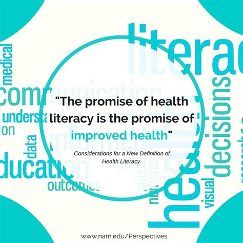 new media health literacy opportunities considerations for a new definition of health literacy