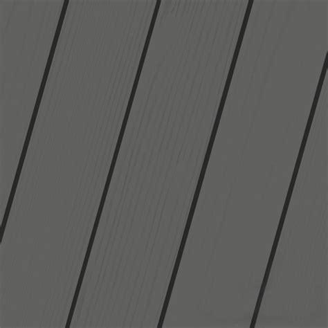 olympic maximum  gal ebony gray solid color exterior