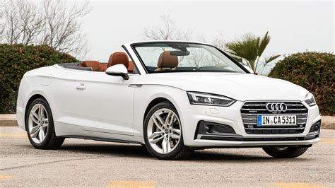 convertible audi audi a5 cabriolet 2 0 tdi 2017 review car magazine