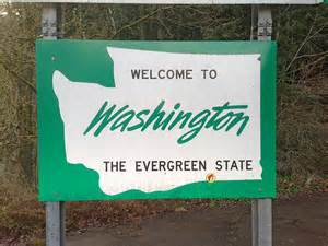 Welcome To Sign Welcome To Washington Sign Flickr Photo