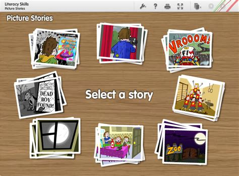 picture book maker interactive book maker content classconnect