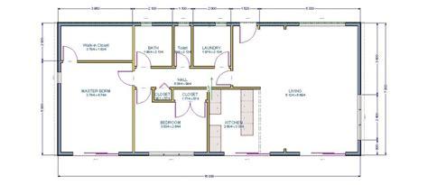 Mono Pitch Roof House Plans Mono Pitch House Plans