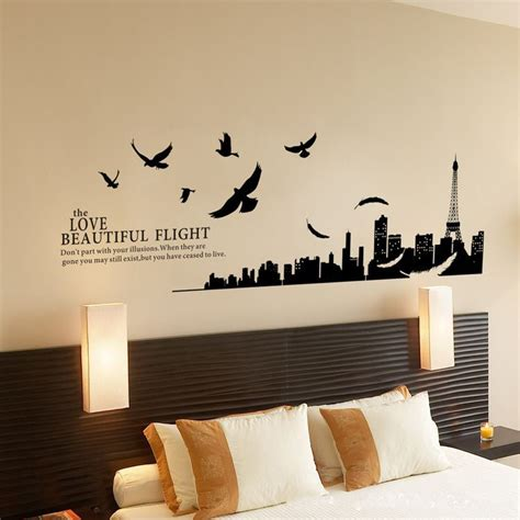 beautiful wall stickers for room interior design 10 bookish wall decals to make your home even more bookish
