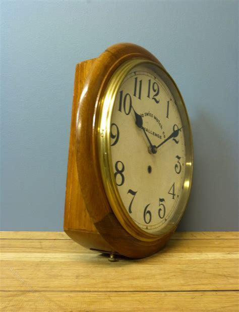 swiss wall clock antiques atlas anglo swiss wall clock