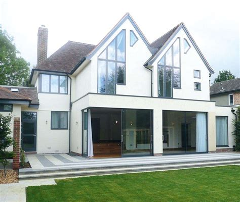 One Bedroom Extension Cost A Contemporary Extension Real Homes