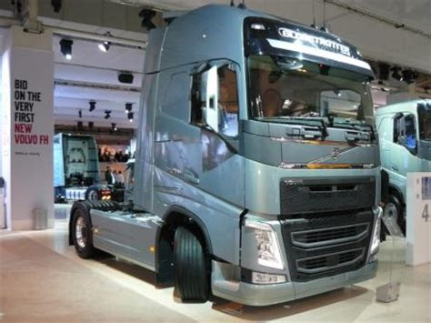 latest volvo commercial new volvo fh charity auction s teething troubles
