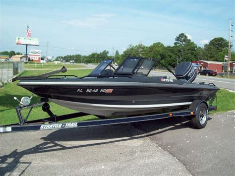 used bass boats in alabama stratos boats for sale in alabama
