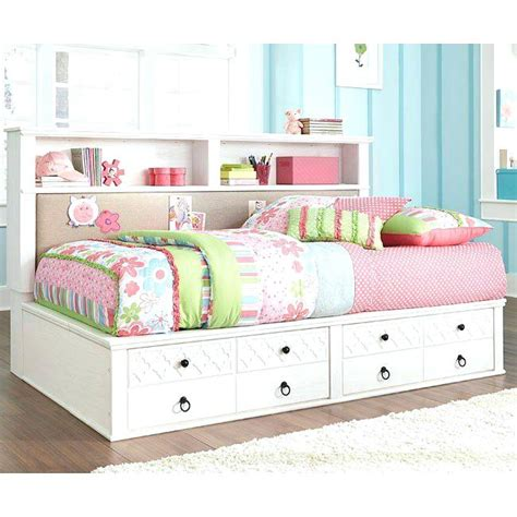 zayley bed download living room top zayley full bookcase bed decor