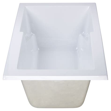 Rona Bathtubs by Acrylic Drop In Bathtub Rona