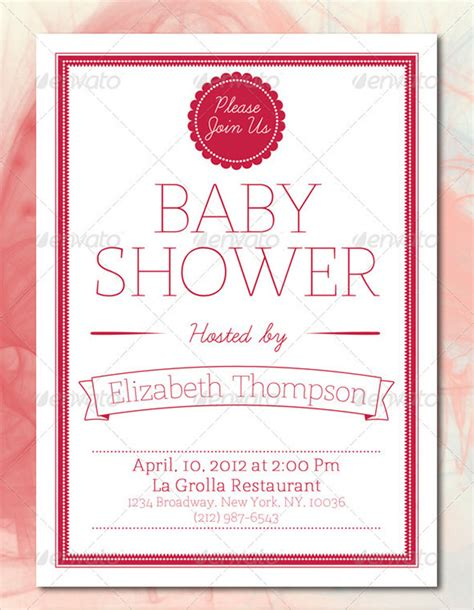 printable baby shower postcards 9 baby shower card template free sles exles
