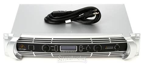 Behringer Portable Lifiers Inuke Nu3000dsp behringer inuke nu6000dsp sweetwater