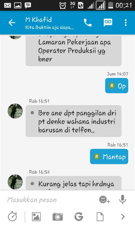email wahana pt denko wahana industries indonesia random email