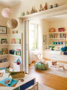 Cozy and perfectly organized room design for two kids kidsomania