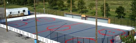 Dek Hockey Flooring by Hockey Rink Court Builders Nj Ny Pa Md
