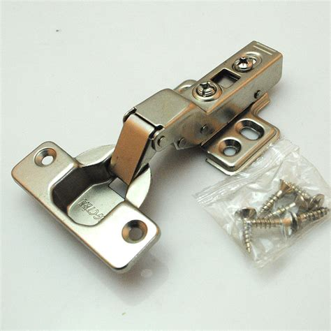 Soft Closing Kitchen Cabinet Hinges by 2x Door Kitchen Cabinet Cupboard Soft Close Half Overlay