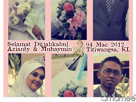 tutorial edit gambar perkahwinan nota buat pengantin baru indahnya bernikah arnamee