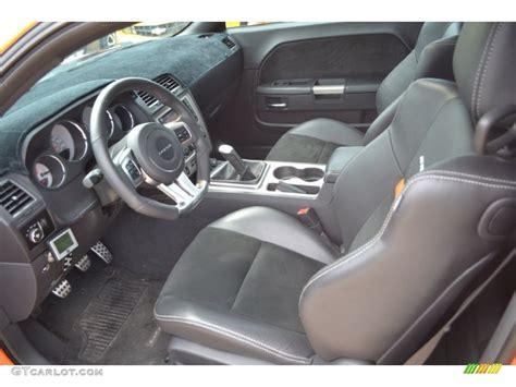2012 Dodge Challenger Srt8 Interior by Slate Gray Interior 2012 Dodge Challenger Srt8 392