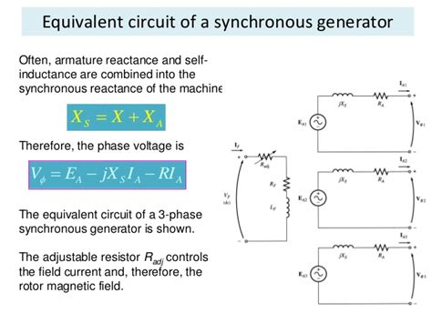 ac synchronous generator wiring diagram synchronous