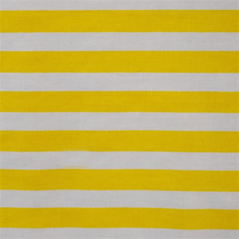 Yellow And White Upholstery Fabric by Yellow And White Stripe Fabric Cp0080 Ebay