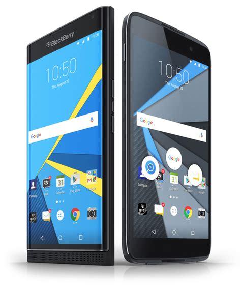 unlocked mobiles blackberry priv vs blackberry dtek50