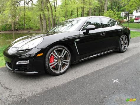 porsche panamera turbo black photos of porsche panamera turbo photo galleries on