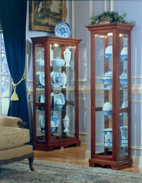 curio cabinets small collectibles best 25 small curio cabinet ideas on painted