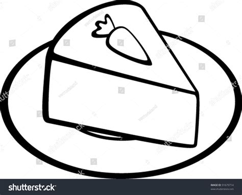 carrot cake coloring pages carrot cake stock vector 91679714 shutterstock