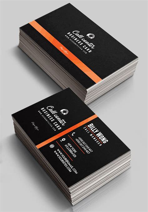 free psd business card templates with bleed 30 free psd business cards templates for powerful business