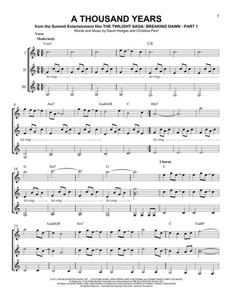 piano tutorial of a thousand years a thousand years sheet music by christina perri guitar