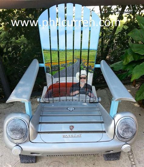 Chair Car by Adirondack Style Lawn Chairs That Look Like Classic Cars