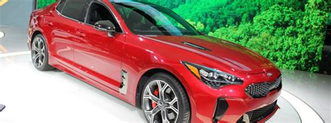 Gunther Kia Service 2018 Kia Stinger Gt Photos