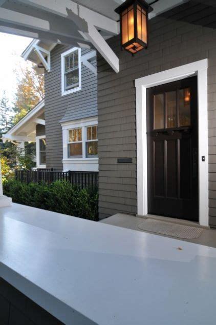 dark taupe exterior design ideas  images craftsman