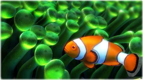 sim aquarium virtual aquarium screensaver