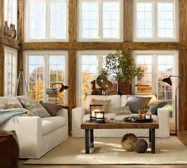 Pottery Barn Living Room pottery barn