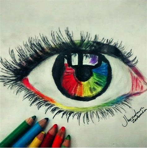 imagenes ojos de colores 17 best images about color dibujo on pinterest dibujo